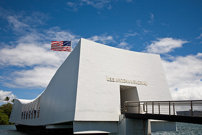 Pearl Harbor Tour Contribution